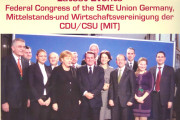 Federal Congress of the SME Union Germany